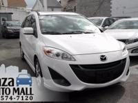2012 Mazda Mazda5 Grand Touring Crystal White Pearl