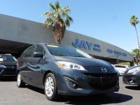 Options:  2012 Mazda Mazda5 4Dr Wgn Auto
