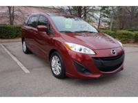 This 2012 Mazda Mazda5 4dr Wgn Auto Sport SUV features