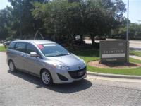This 2012 Mazda Mazda5 4dr Wgn Man Sport SUV features a