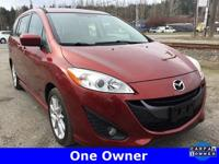 CARFAX One-Owner. Certified. Copper Red 2012 Mazda