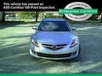 2012 Mazda Mazda6 4dr Sdn Auto i Touring Our Location