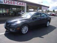 2012 Mazda Mazda6 4dr Sedan i Touring Our Location is: