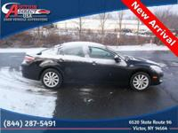 Mazda6 i Touring, Alloy wheels, Power driver seat,