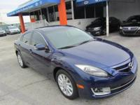 This 2012 Mazda MAZDA6 s Touring Plus features a 3.7L