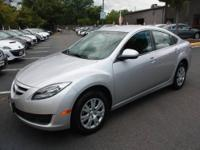 This newly arrived used 2012 Mazda Mazda 6 i sport has