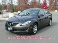 This one owner Mazda Certified 2012Mazda6 I Sport sedan