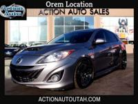 2012 Mazda MAZDASPEED3 -Clean CARFAX -No Accidents