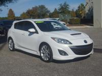 With less than 49,993 miles on this Mazda Mazda3,