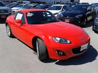 Carfax One Owner and CLEAN CARFAX. Miata PRHT Touring,