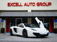 Introducing the 2012 Mclaren MP4-12C Coupe featuring