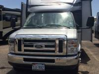 2012 Melbourne by Jayco. 29D. PreOwned. Brown Leather.