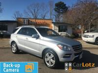 **Bluetooth and Backup Camera** **Sunroof** **Heated