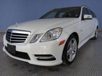 This extremely clean ONE OWNER E350 4-Matic wagon with