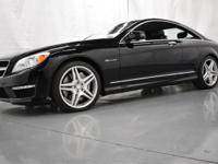 2012 CL 63 Stunning Black over Black ! Only 39,000