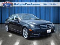 2012 Mercedes-Benz C Class 4dr Car C250 Sport Our