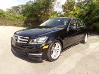 Options:  2012 Mercedes C-Class Below Market