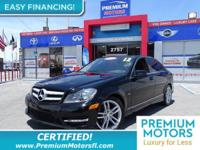 Options:  2012 Mercedes C-Class 4Dr Sedan C 250 Sport