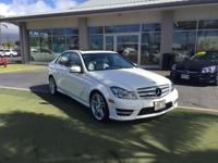 This 2012 Mercedes-Benz C-Class C 250 Sport is proudly