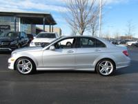 Options:  2012 Mercedes C-Class 4Dr Sdn C300 C 30|Awd C