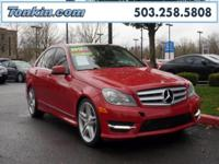 WOW!!! Check out this. 2012 Mercedes-Benz C-Class C300
