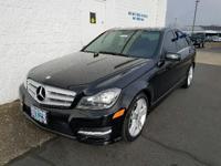 Very Nice, LOW MILES - 41,471! C300 Luxury trim.