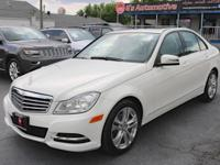 C300 Luxury 4MATIC 3.0L 6-Cylinder FI DOHC and 4MATIC.