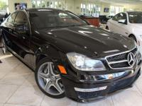 Options:  2012 Mercedes C-Class C 63 Amg|Carfax
