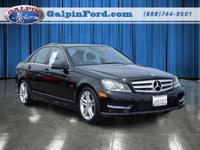2012 Mercedes-Benz C Class C250 4D Sport Sedan C250