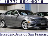 Mercedes Certified, Clean Carfax, and Carfax One Owner.