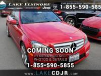 This 2012 Mercedes-Benz C-Class C250 Luxury is proudly