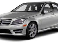 NEW ARRIVAL! LOW MILES! This 2012 Mercedes-Benz C-Class