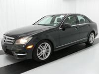 Year: 2012 Make: Mercedes-Benz Model: C-Class Trim: