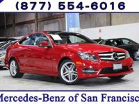 Mercedes-Benz Certified. Like new. Low miles mean