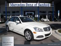 2012 MERCEDES-BENZ C-CLASS Sedan C250 Our Location is:
