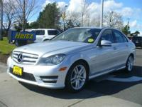 This 2012 Mercedes-Benz C-Class C250 Sport is offered