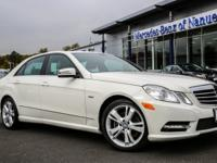 This 2012 Mercedes-Benz E-Class E350 Luxury is proudly
