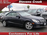 Options:  2012 Mercedes-Benz E-Class E350|Blue|3.5L