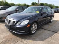 Clean CARFAX. Lunar Blue Metallic 2012 Mercedes-Benz