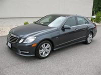 2012 MERCEDES-BENZ E-CLASS Luxury Our Location is: Auto