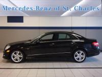 E350 4Matic with Black MB-Tex Interior, Navigation,