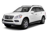 Options:  2012 Mercedes Gl-Class Gl 450 White/ V8 4.6L