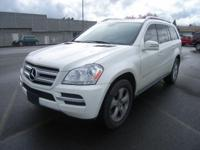 2012 Mercedes-Benz GL-Class GL450 4dr All-wheel Drive