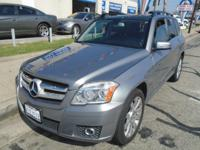 Options:  2012 Mercedes Glk Glk350 4Matic|Our 2012