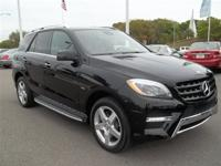 2012 Mercedes-Benz  M-Class 4MATIC 4dr ML550 Year: 2012