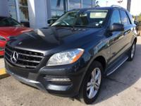 4MATIC, Black w/Leather Upholstery, ** NEW ARRIVAL! **,