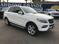 Options:  2012 Mercedes-Benz M-Class 4Matic 4Dr Ml 350