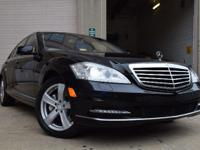 This Mercedes-Benz S-Class S550 4-Matic is one that you
