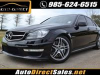 ...WWW.AUTODIRECTSALES.NET...AMG PACKAGE * 6.3 V8 *