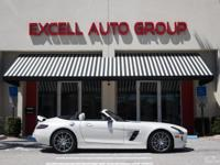 Introducing the 2012 Mercedes Benz SLS AMG Roadster